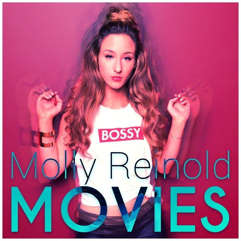 Molly Reinolds artwork for single Movies