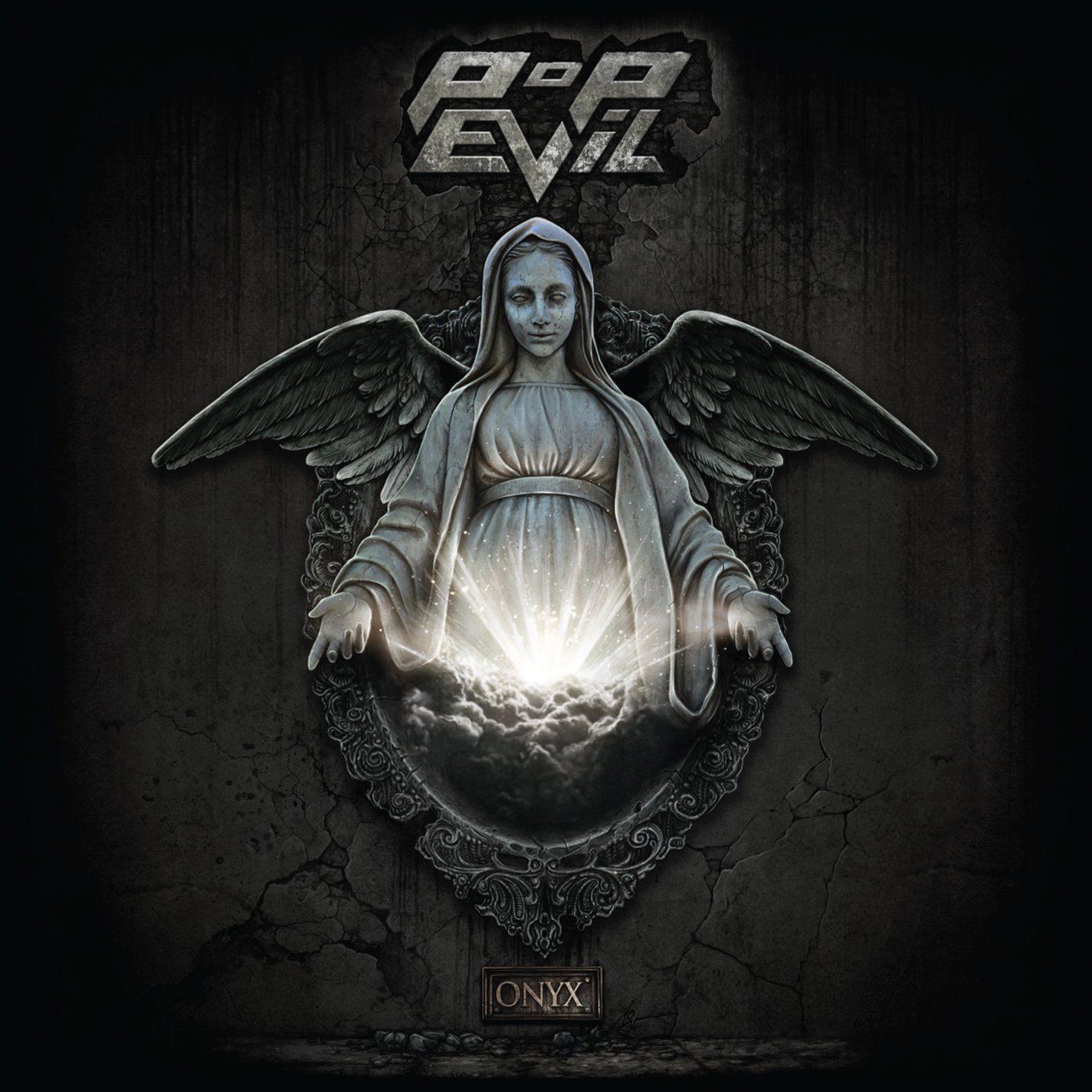 Pop Evil Onyx Cover