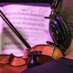 Danny - Violin - The lab - 2